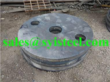 High grade wear steel WNM450 series