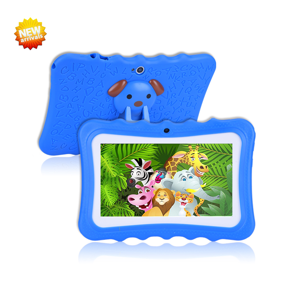 Customized 7 inch andriod 4.4 Q88 tablet pc for kids