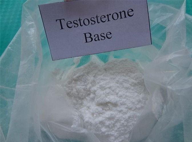 Testosterone base CAS:58-22-0