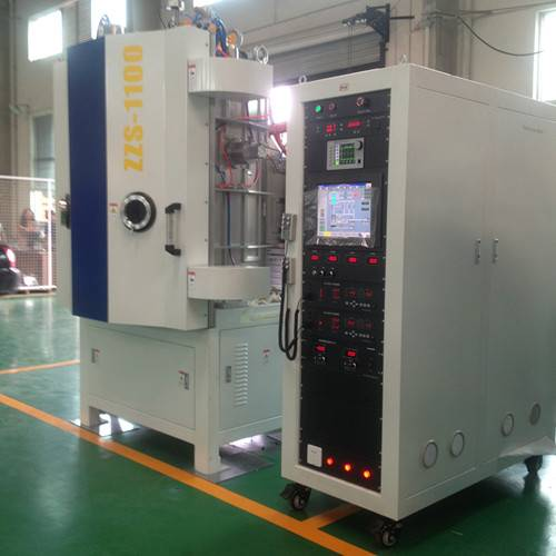 Anti Reflective Coating Eyeglasses Optical Coating Equipment Vacuum Coating System