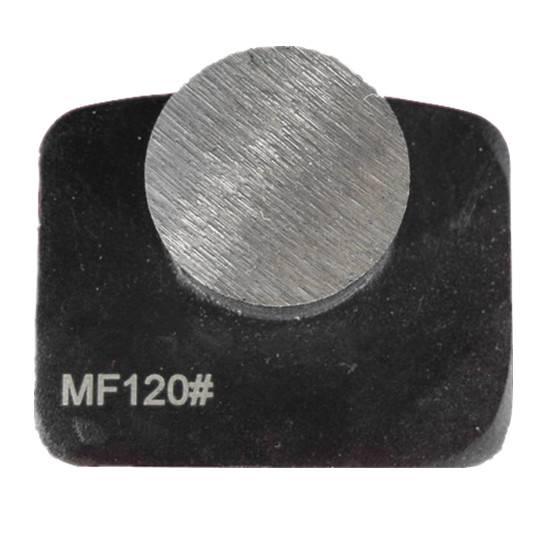 single segment metal bond pads