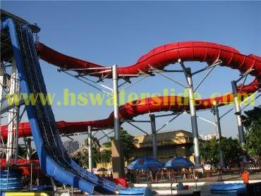 Family Kids & Adult Water Slides