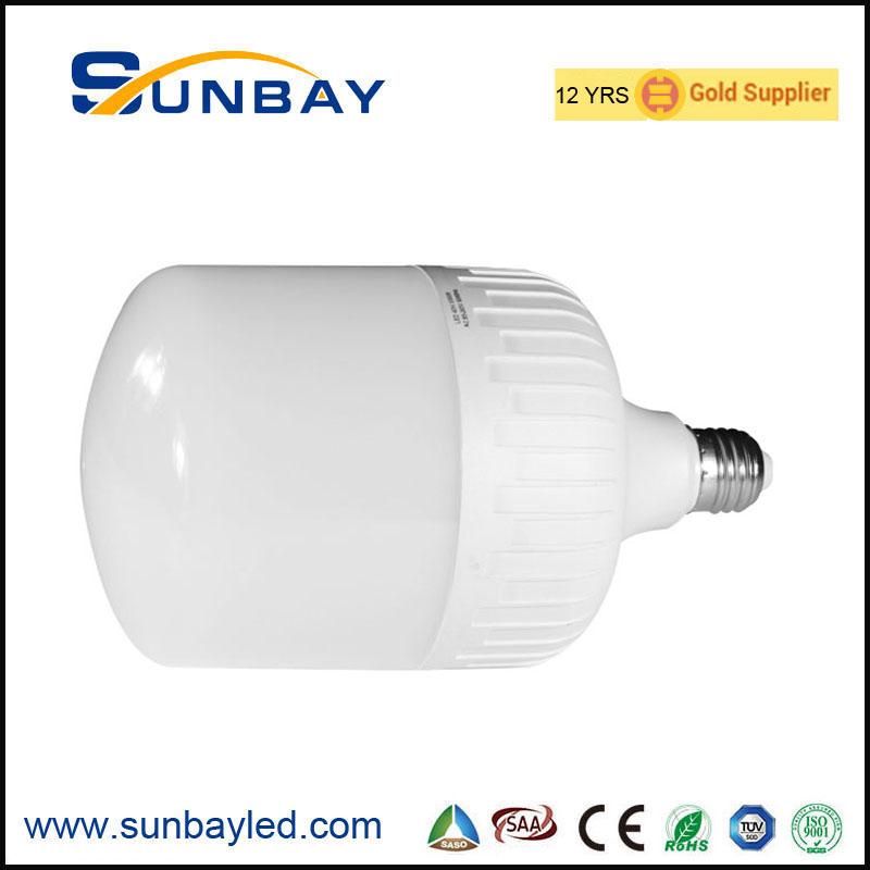 AC85-265V E40 E27 B22 5w 13w 15w 18w 28w 38w 48w T shape led column bulb T60 T70 T80 T100 T120 T140