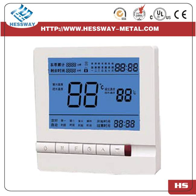 Hot Water Radiant Heating Systems Programmable Control Floor Heating Thermostat