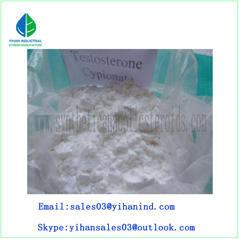 High Purity Steroid Powder Test C/ Testosterone Cypionate Bodybuiling/Muscle Gain/58-20-8 Iris