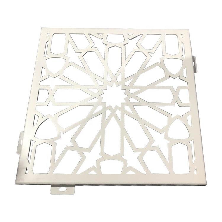 nice shape Aluminium Metal Wall Panels
