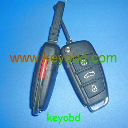 remote duplicator A6L stye 4-button face to face.seft-learning,remote master,key copy remote,Remote