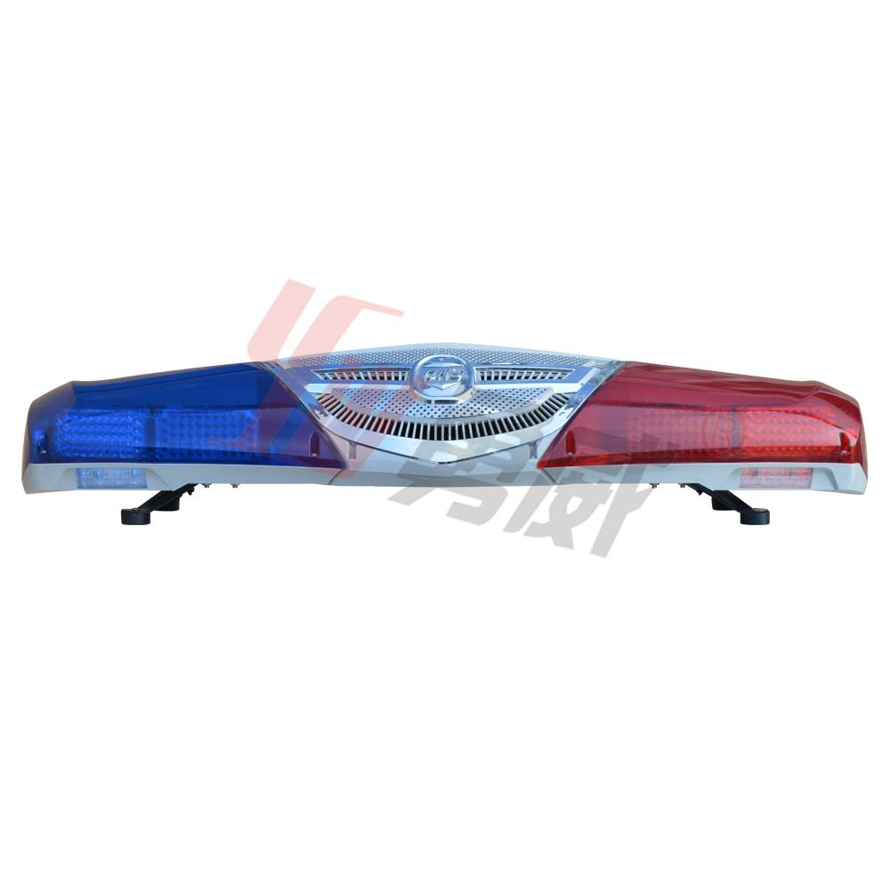 LED flashing warnig strobe light bar with hight bright led source for warning truck