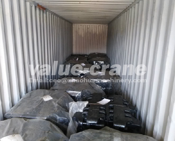 Sany SCC8200 undercarriage spare parts_track shoe