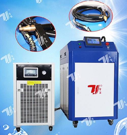 Easy to operate fiber handheld laser welding machine for metal product