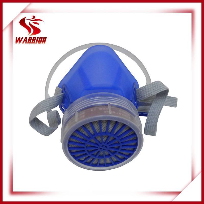 Half Face Safety Chemical Gas Mask