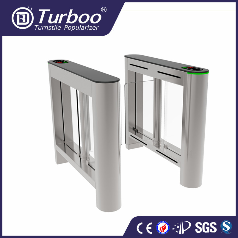 Turboo B301:Swing barrier gate with top grade