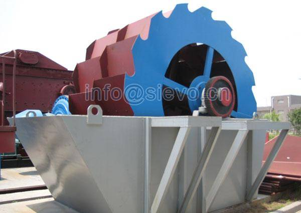 Sand Washing Machines/Sand Washing Machine Manufacturer/Sand Washing Machine