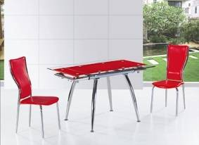 Fashion brief dining table