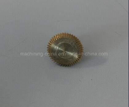 CNC Machining Free Machining Brass Gear