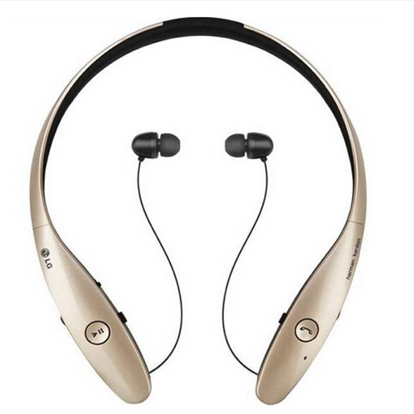 New For LG Bluetooth Wireless Handsfree Earphone Stereo Headset For Samsung For iphone Tone HBS-900
