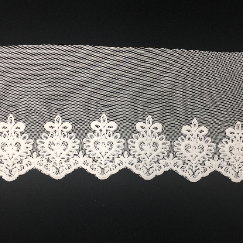 2017 Fashion bridal lace clothing accessory