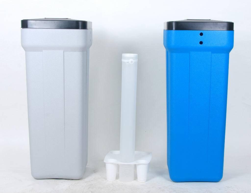 PE Plastic Water Softener Brine Tank 50L 60L 100L