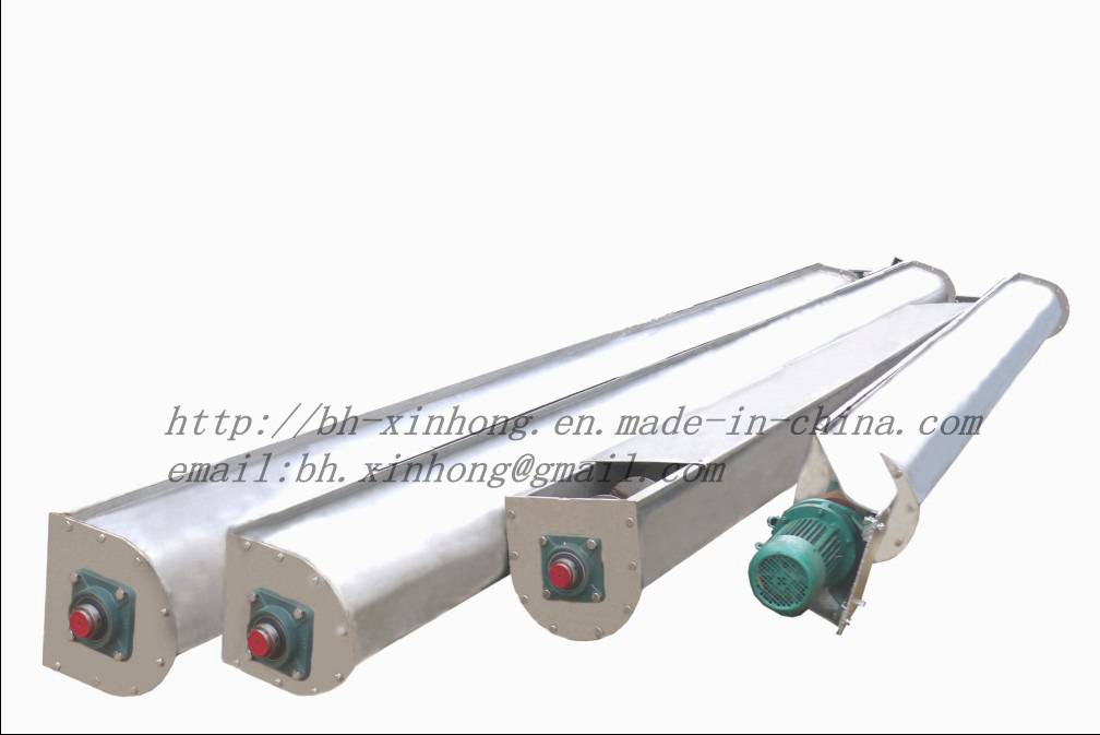 Screw Conveyor For Material and Fish Meal Transportation
