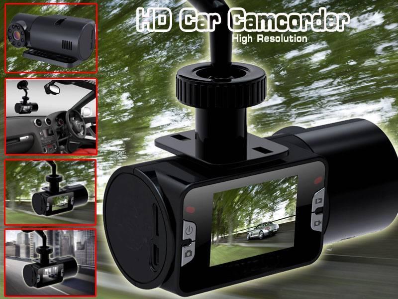 INV090 HD Car Camcorder