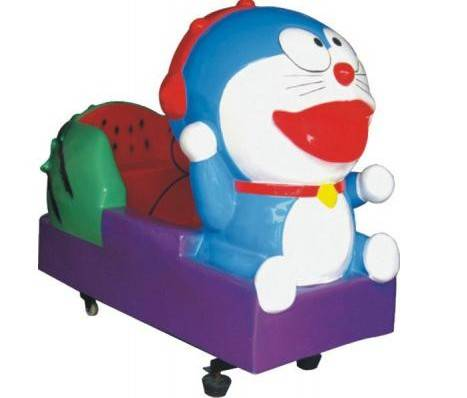 Amusement Happy Cat Animal Kiddie Rides for Kids