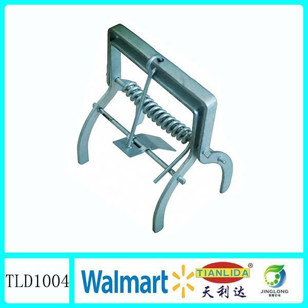 Easy set metal mole trap TLD1004