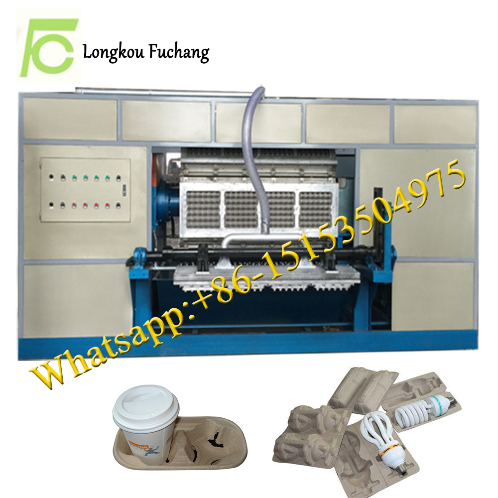 paper egg tray making machines