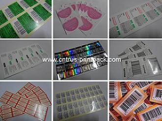Custom Self-Adhesive Stickers & Labels