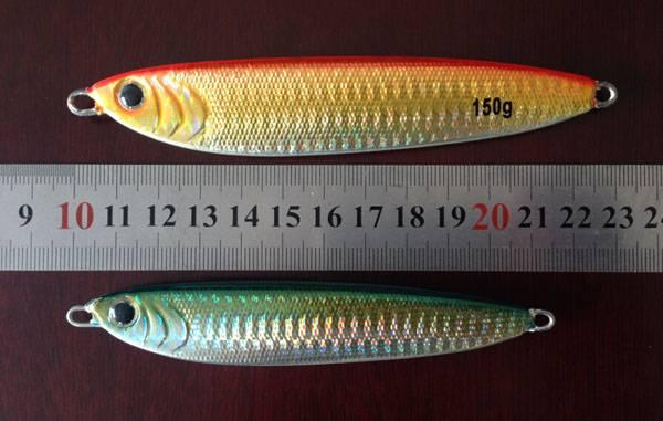 Factory price lead metal fishing lures