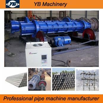 Low Price Centrifugal Cast Pipe Machine Electric Wiring Pipe Making Machine Qingzhou Yibang Machinry Equipment Co Ltd Ecplaza Net