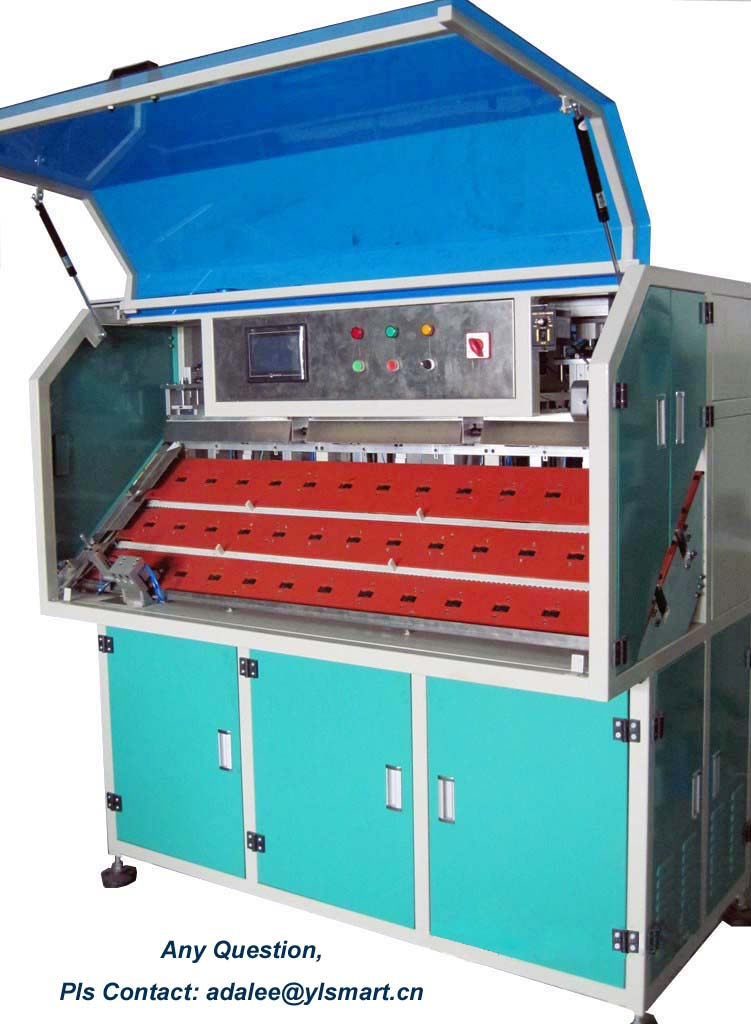 Automatic Sheet Collating and Bonding machine YSCB-1
