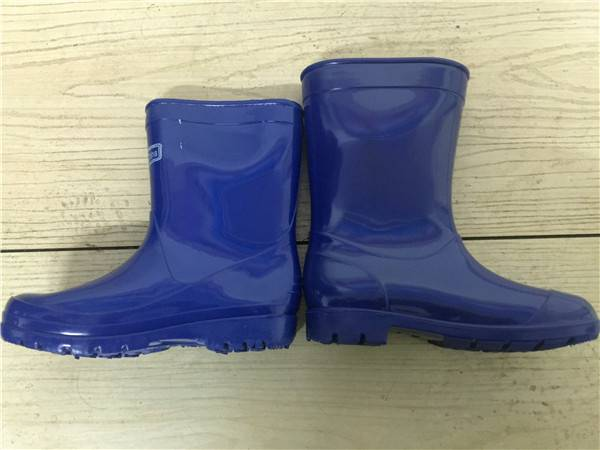 Fancy kids rain boots