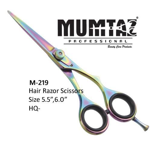 Hair Scissors Rainbow Multi
