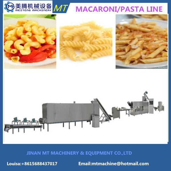 Automatic industrial macaroni Making machine