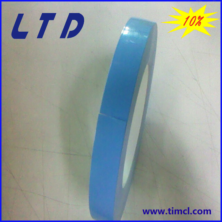 thermal tape for LED light thermal double side adhesive tape thermal pads with adhesive