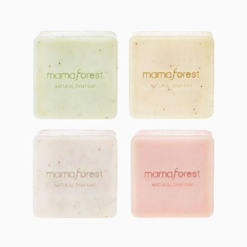 Mama-Forest Natural Dish Bar (Dishwashing Detergent)