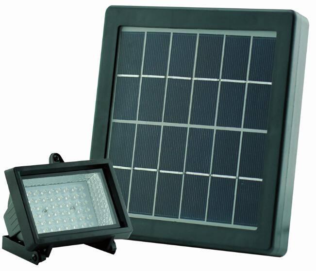 54LEDs Solar Flooded Led Lamp solar powered Outdoor Solar Led Flood lights Solar LED Spotlights Gard