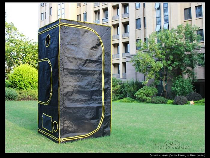 Heavy duty Hot Sale Hydroponic Grow Tent 600d Mylar & SGS Tested