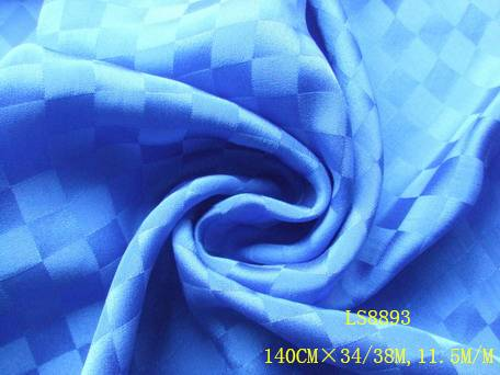 100% silk fabric:LS8893