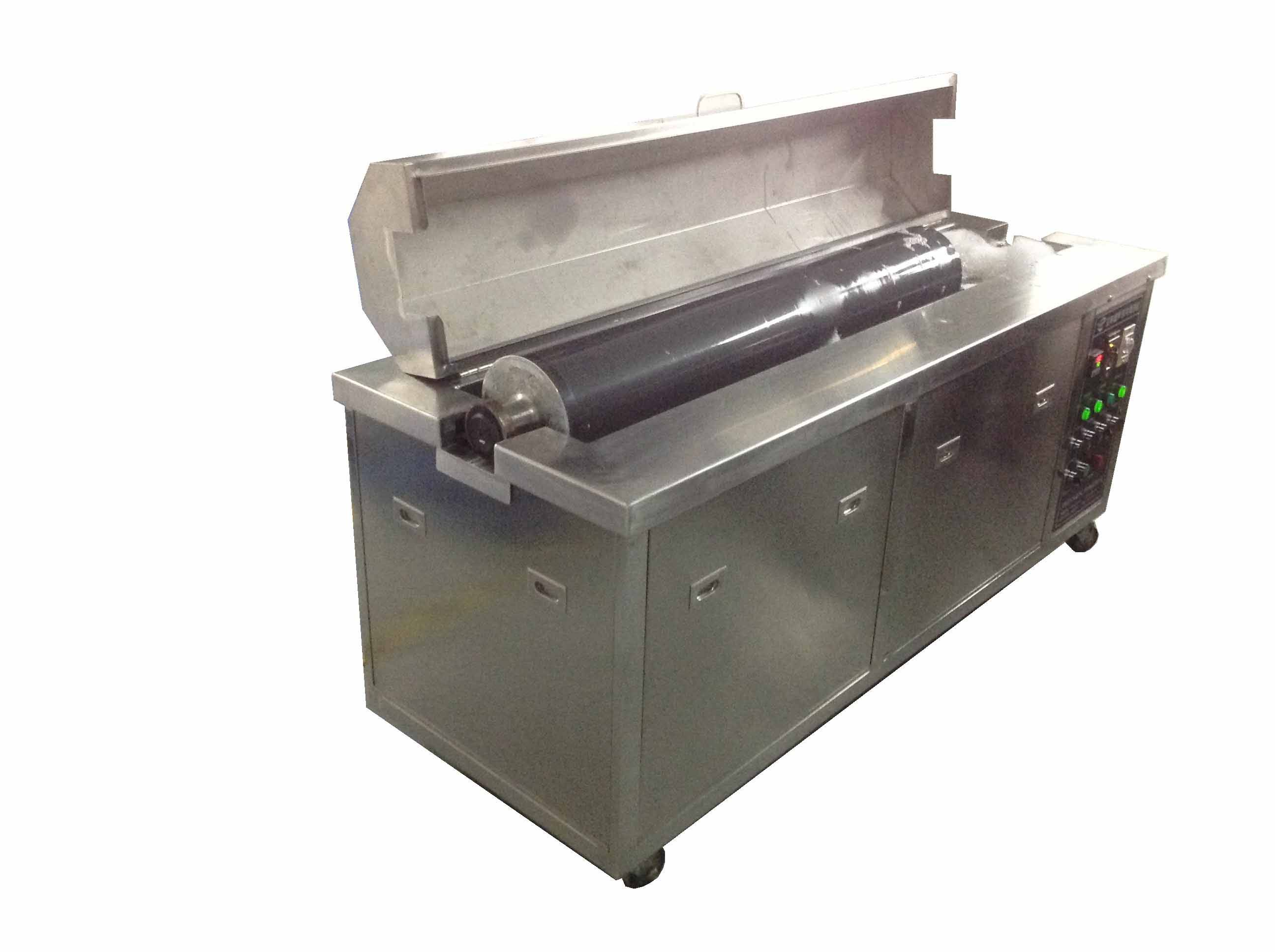 Anilox Roller Cleaning Machine for Coater or Viscose (HY-3000)