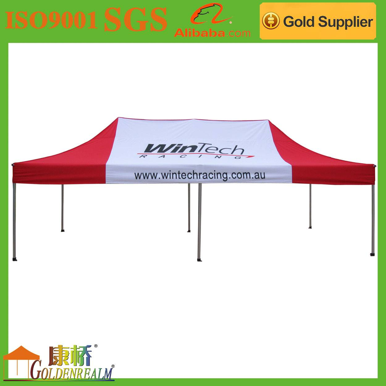 New design latest good market wide application folding tent
