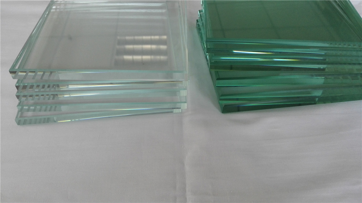 Semi-tempered glass