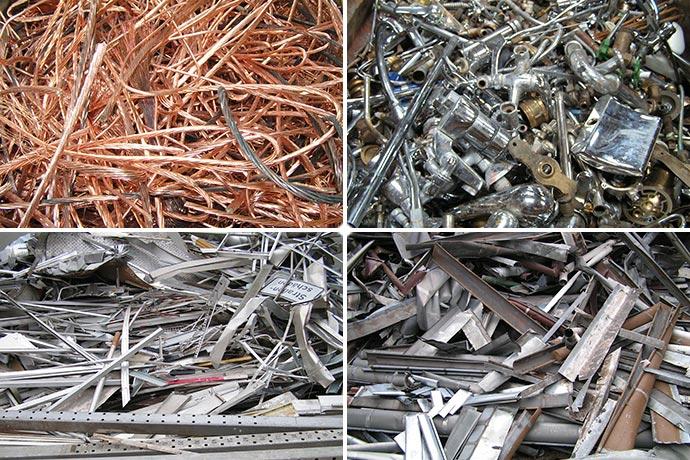 aluminum scrap,copper scrap,Brass scrap,stainless steel scrap,zinc scrap,lead scrap,