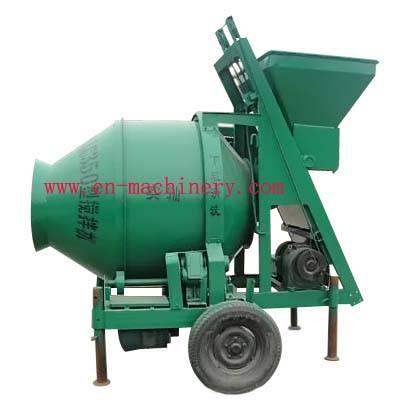 Hot Sale with Drum 350L Concrete Mixer (JZC350)