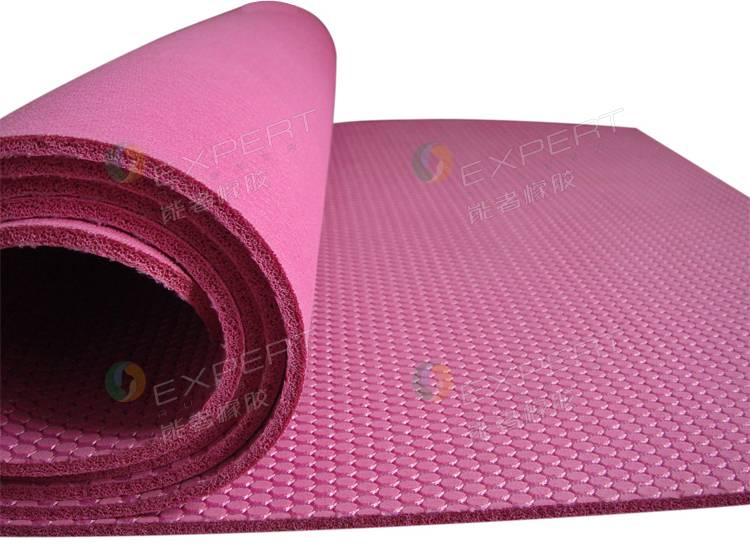 Eco - friendly Manufacturer TPE Yoga Mat, Yoga Towel, Yoga Accessory