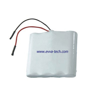 Battery Pack with 18650 14.8V 2200mAh 4S1P