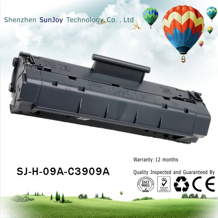 Sunjoy 09A toner cartridge C3909A compatible for LaserJet 5 series HP LaserJet 5Si Mopier 5si mx Pri