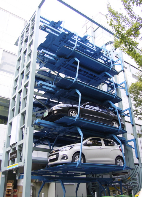 ROTARY PARKING