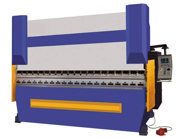 Hydraulic Plate CNC Bending Machine