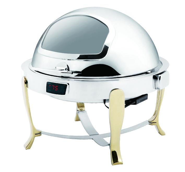 Round Chafing dish, chafing dish, round chafing dish supplier,round chafing dish /show window/T-cont